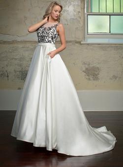 Christian Rossi Wedding Dress 4245M