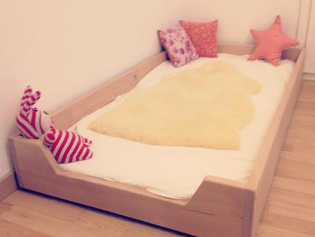 Lit Montessori : l'avis d'une consultante sommeil