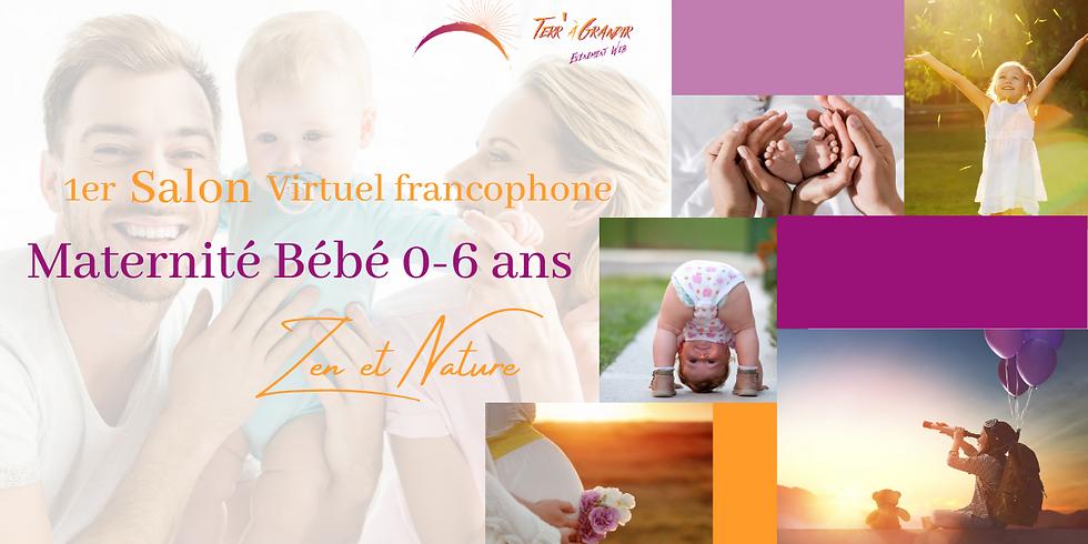Salon Maternité Bébé Zen et Nature WEB