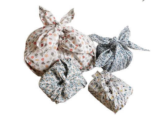 Furoshiki (emballage cadeau tissu)