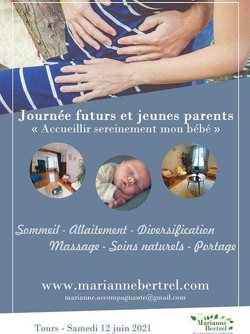 Journée : accueillir bébé sereinement - 12 juin