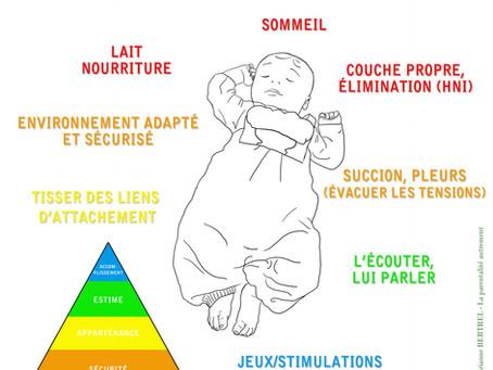 Bébé dort mal ou peu, ce n'est pas une fatalité !