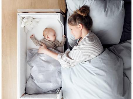 Sommeil de bébé : de 8 à 16 semaines