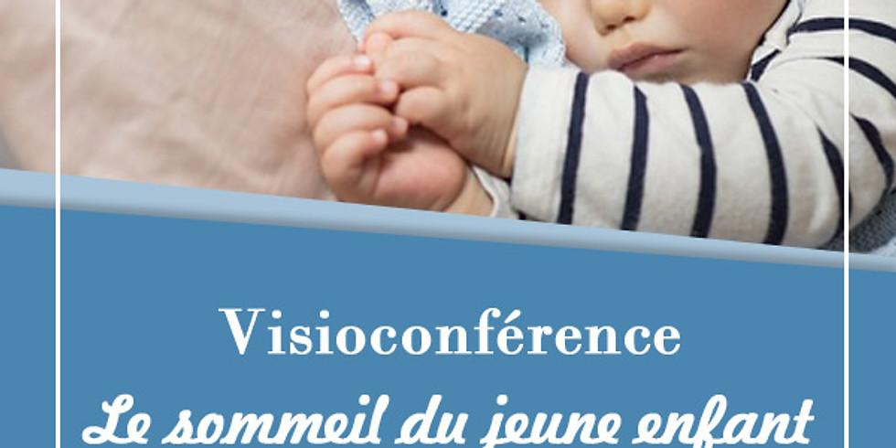 Visioconférence sommeil enfant 6 mois et +