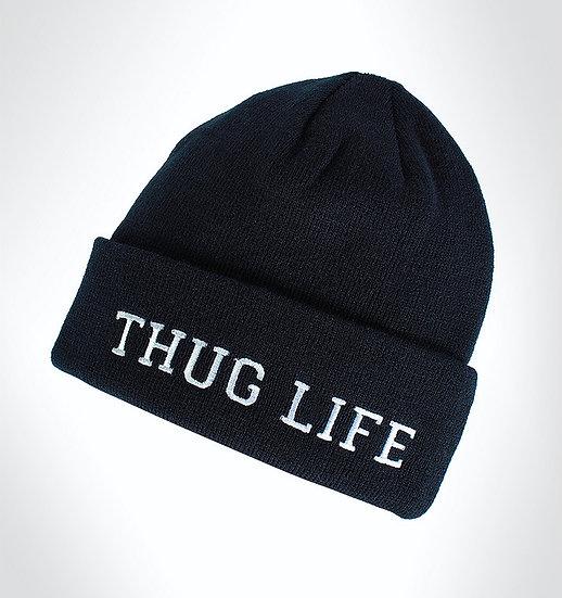 Thug Life Knit Cap