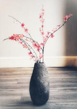 River Stone Vase