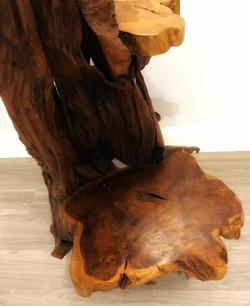 Root Stand with Pedestals - Pedestal Det