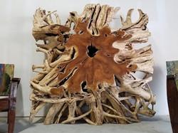 Teak Root Wall Art