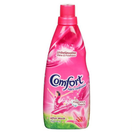 COMFORT FABRIC CONDITIONER AFTER WASH LILY FRESH 860ML