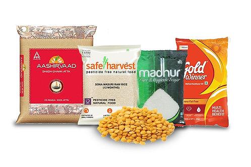 COMBO 1 with Premium Rice & Gold Winner Oil