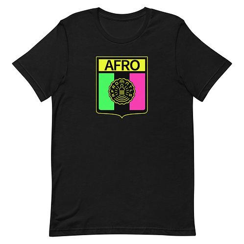 """The Neon """"AFRO"""" Tee (Unisex)"""