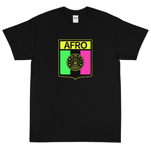 "The Neon ""AFRO"" Tee"
