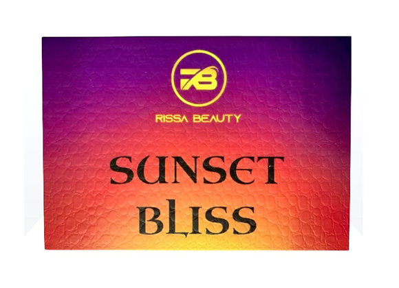 Sunset Bliss Eyeshadow Palette