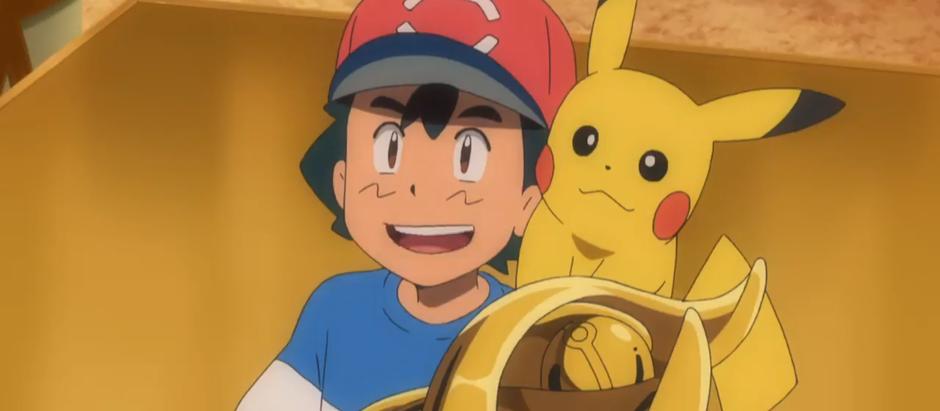 Setelah 20 Tahun Akhirnya Ash Menang Pokemon League