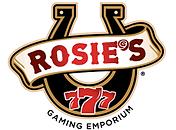 Rosie's Gaming Emporium logo