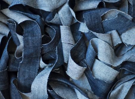 Recycler du jeans