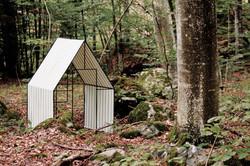 Design - Cabane Jardin