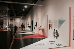 Scénographie - Musée du Sport Nice