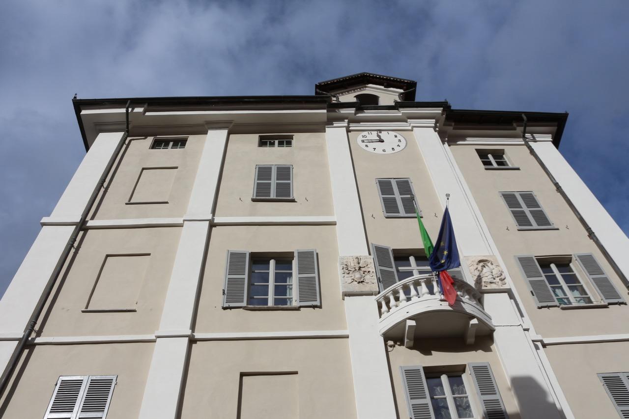 Palazzo municipale di Ormea