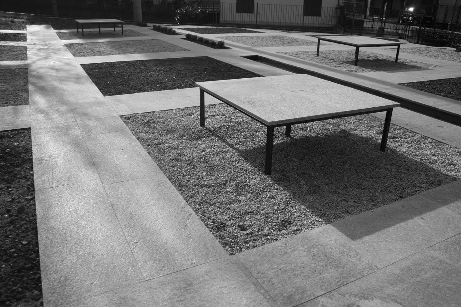 Scénographie - Piazza Tornatore