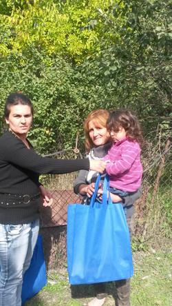 Gift Giving in Artsakh