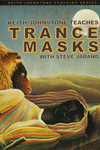 LIBRARY / EDUCATIONAL COPY: Trance Masks
