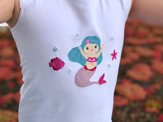 Hallo kleine Meerjungfrau Anni!