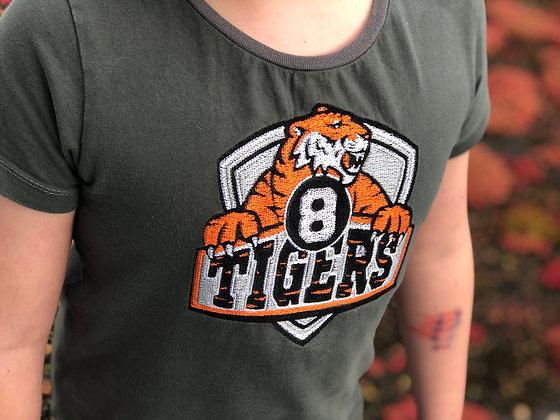 Stickdatei Tiger 8