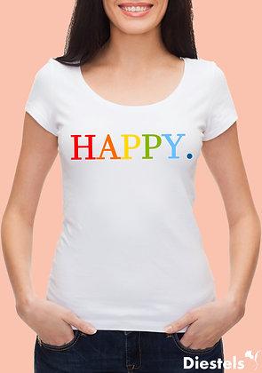 Cooler Aufdruck für Damen Shirt