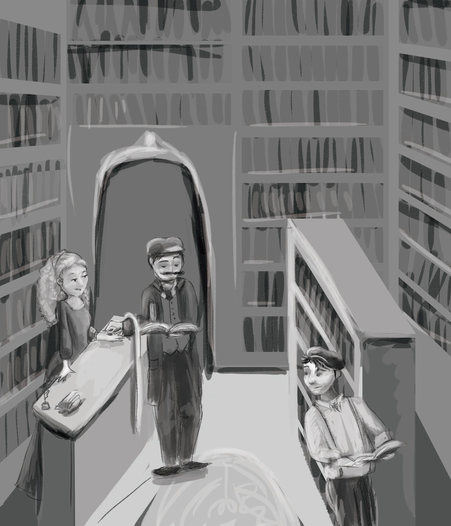 אהבה בספריה2