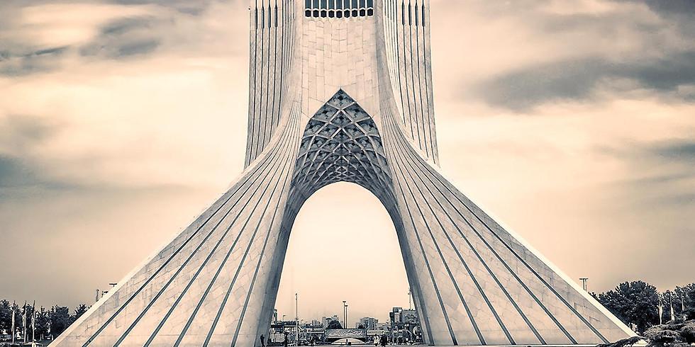 Tehran Berlin traveller 3