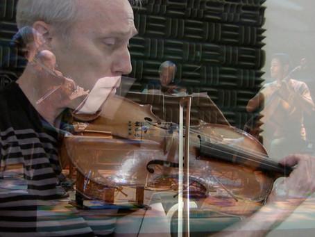 Modelling a gesture: Tak-Sīm for string quartet and live electronics