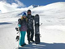 Türkiye'de Bir Kayak Cenneti:Erciyes!