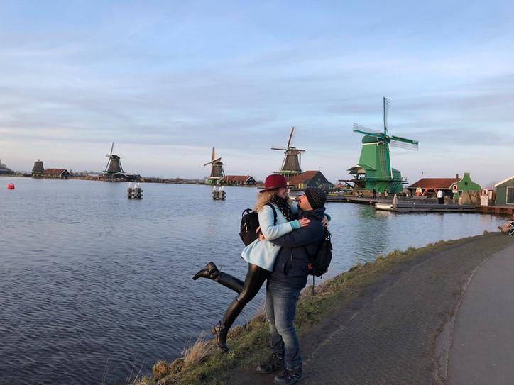 Amsterdam Kasabaları: Edam & Volendam & Marken & Zaanse Schans