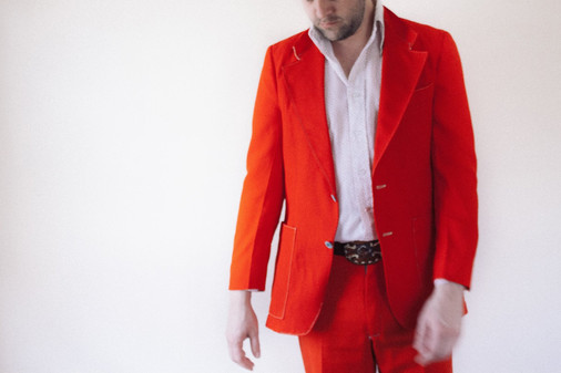 The Kernal Red Suit