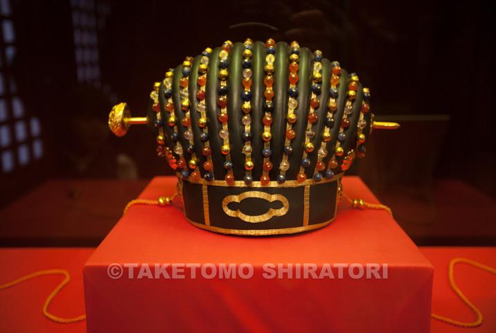 琉球国王「冠」(レプリカ)