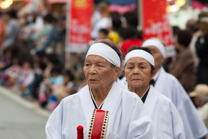 ノロ(かみんちゅう)・「琉球王朝祭り首里『古式行列』」