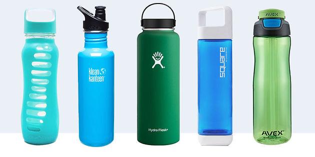 Best Water Bottles of 2017