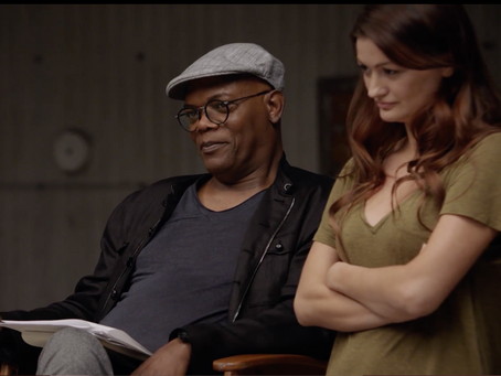 Samuel L. Jackson and Your Pretty Face is Going to Hell