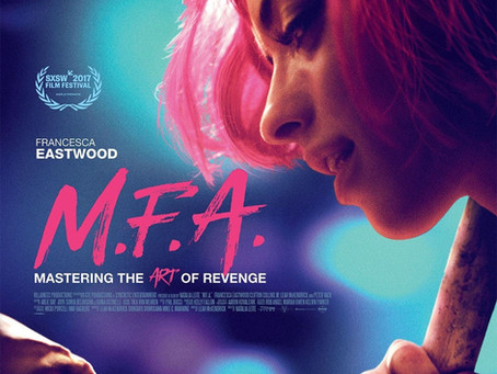 M.F.A. Hits Theaters & VOD Friday the 13th