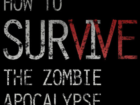 "Leah Book's Lead in the New Series ""How to Survive the Zombie Apocalypse"""