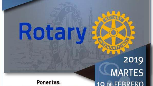 Ciclo entidades históricas valencianas Rotary club Valencia
