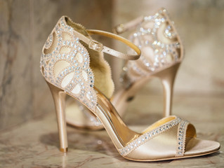 Wedding Fashion Trends - Shoes