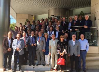 Formacion sobre la Fundación Rotaria en Valencia
