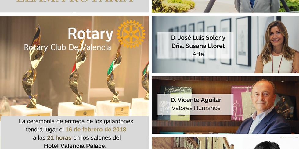 Reservar Plaza Premios Llama Rotaria