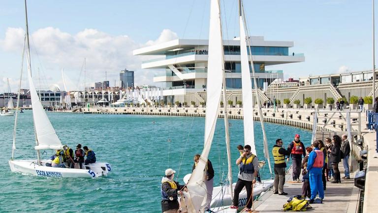 Rotary Mariners en Valencia