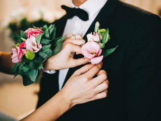 How to Properly Pin a Boutonniere