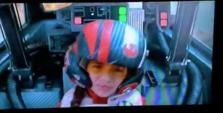 Disneyworld Star Wars Spot