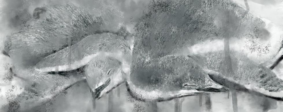 Ep309 Sam Dead Penguin Art Final Wet