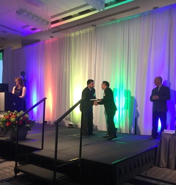 getting an award 2